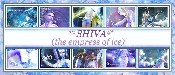 shiva icons