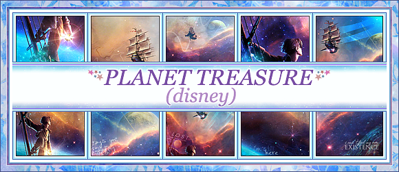 Treasure Planet icons